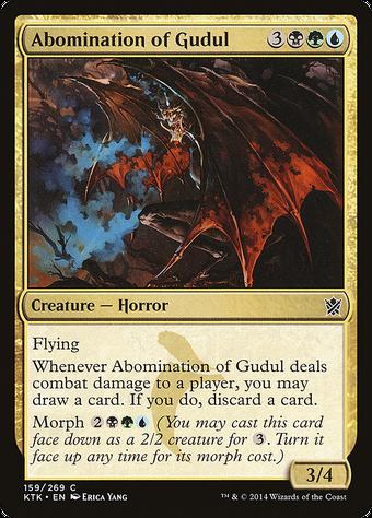 Abomination of Gudul image