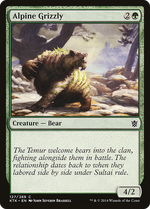 Alpine Grizzly image