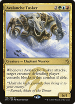 Avalanche Tusker image