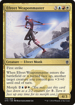Efreet Weaponmaster image