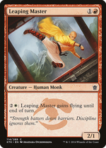 Leaping Master image