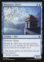 Monastery Flock image