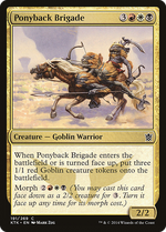 Ponyback Brigade image
