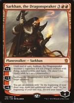 Sarkhan, the Dragonspeaker image
