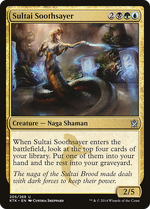 Sultai Soothsayer image