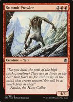 Summit Prowler image