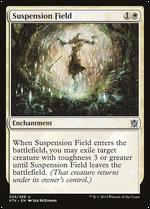 Suspension Field image
