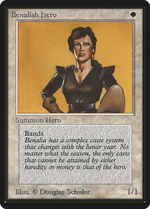 Benalish Hero image