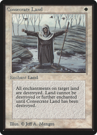 Consecrate Land image