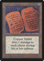 Copper Tablet image