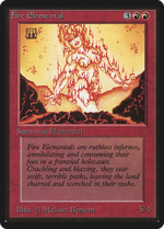 Fire Elemental image