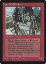 Mons's Goblin Raiders image