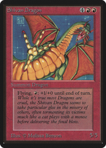 Shivan Dragon image