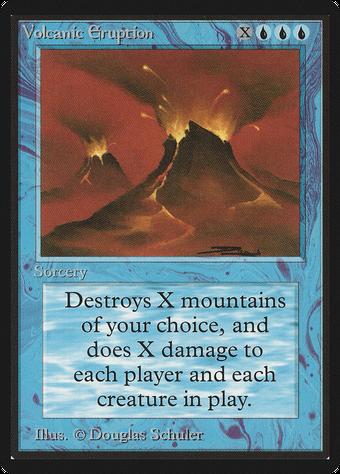 Volcanic Eruption image