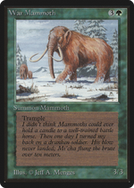 War Mammoth image