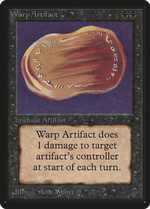 Warp Artifact image