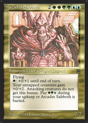 Arcades Sabboth image