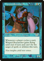 Warped Researcher image