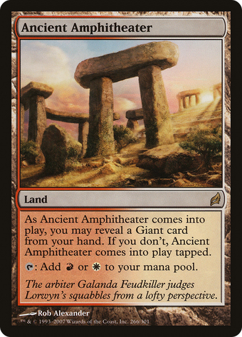 Ancient Amphitheater image