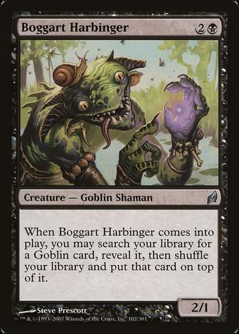 Boggart Harbinger image