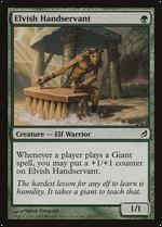 Elvish Handservant image
