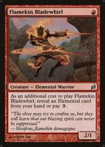 Flamekin Bladewhirl image