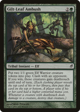 Gilt-Leaf Ambush image