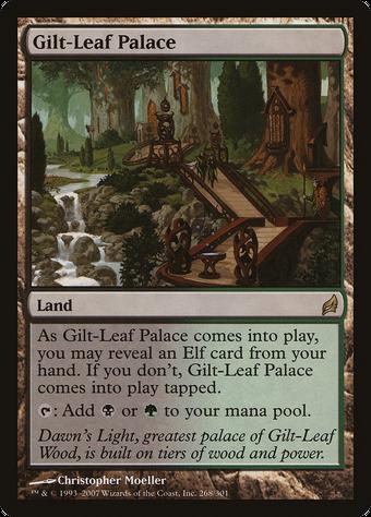 Gilt-Leaf Palace image