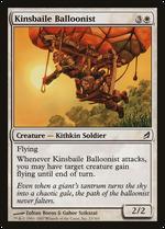 Kinsbaile Balloonist image