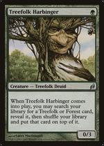 Treefolk Harbinger image
