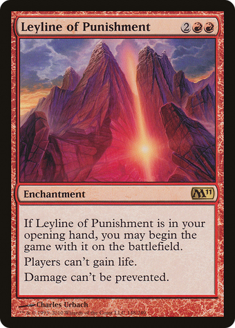 Leyline of Punishment image
