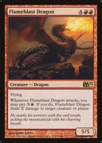 Flameblast Dragon image