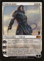 Gideon Jura