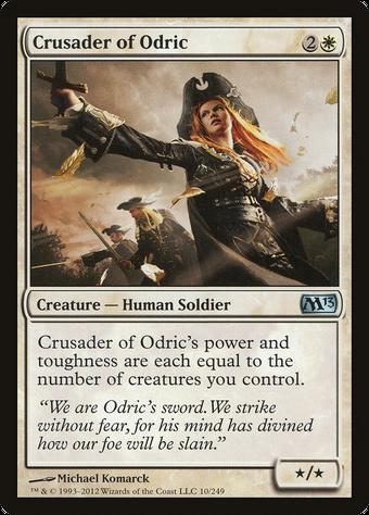 Crusader of Odric image