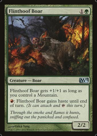 Flinthoof Boar image