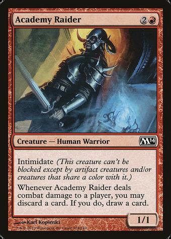 Academy Raider image