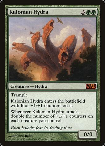 Kalonian Hydra image
