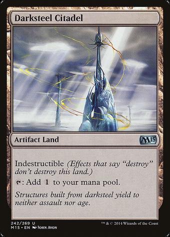 Darksteel Citadel image