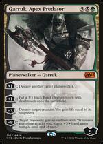 Garruk, Apex Predator image