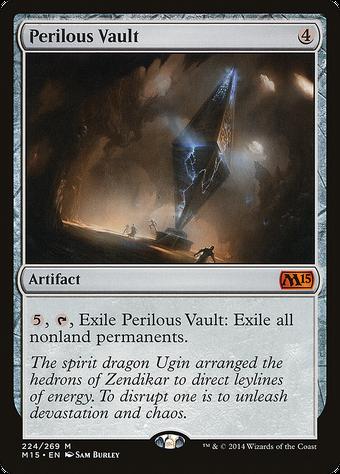Perilous Vault image