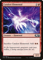 Catalyst Elemental