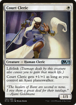 Court Cleric image
