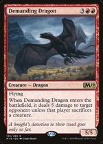 Demanding Dragon image