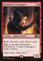 Dismissive Pyromancer image