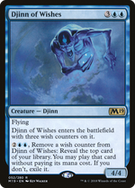 Djinn of Wishes image