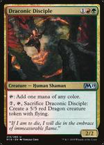 Draconic Disciple image