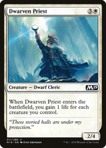 Dwarven Priest image