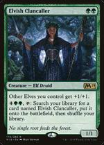 Elvish Clancaller image
