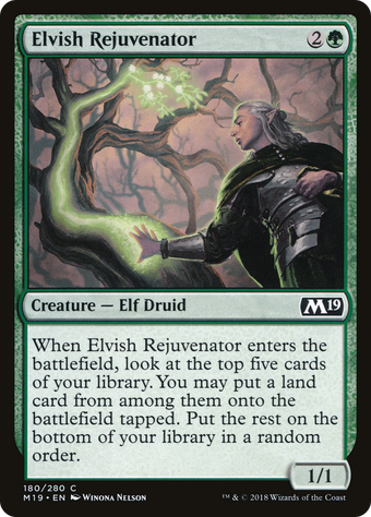 Elvish Rejuvenator image