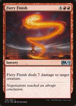 Fiery Finish image